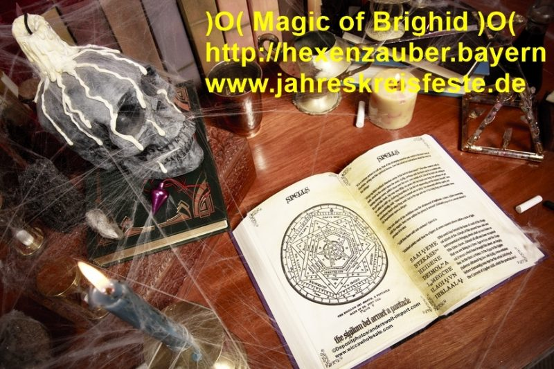 Hexenbücher, Buch der Schatten, Book of Shadow, Grand Grimoire, Zauberbuch, Witchcraft E-Books, Sorcieres, Strega, Brujas, Witchcraft, Wiccan, Magic of Brighid