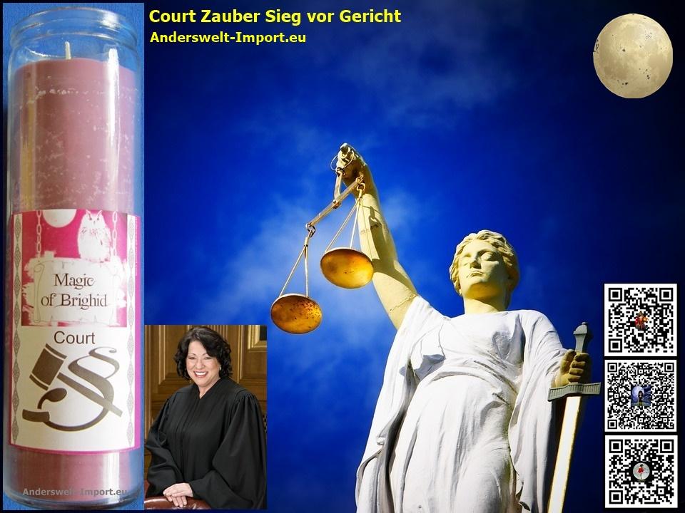 Court, sieg vor Gericht